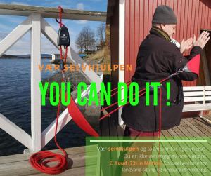 You Can Do It! E. Ruud
